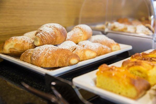 The breakfast Goldene Rose - Hotel 3 stars sup.