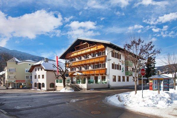 Winter presentation photo Hotel Goldene Rose