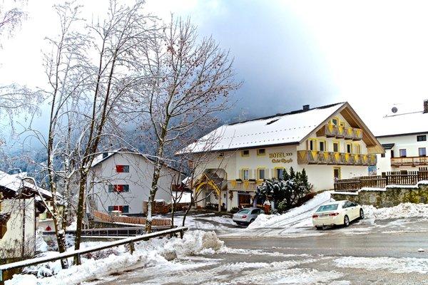 Foto invernale di presentazione Chalet Olympia - Hotel 3 stelle