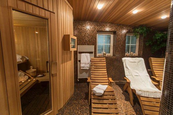 Foto della sauna Tesido