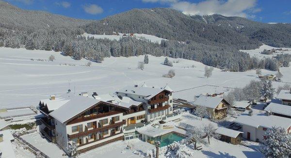 Foto Außenansicht im Winter Tirolerhof