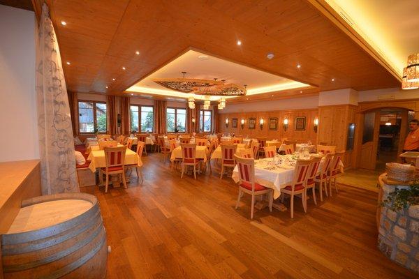 Das Restaurant Taisten Tirolerhof