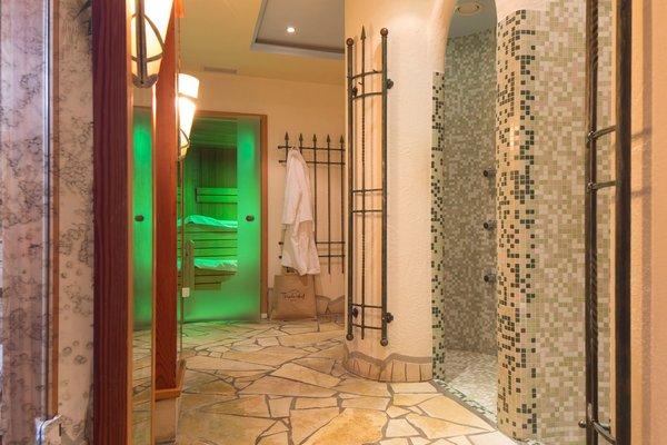 Foto vom Wellness-Bereich Hotel Tirolerhof