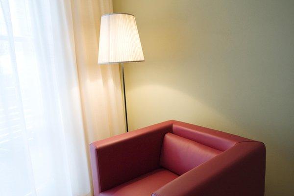 La zona giorno Ostaria Posta - Hotel 3 stelle