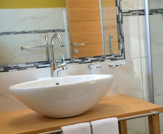 Foto del bagno Hotel Ostaria Posta