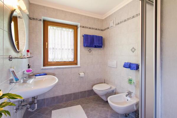 Photo of the bathroom Farmhouse apartments Al Cir