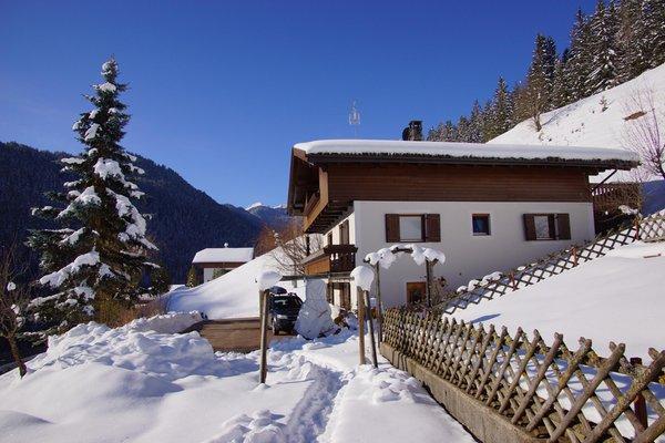 Foto esterno in inverno Fiung