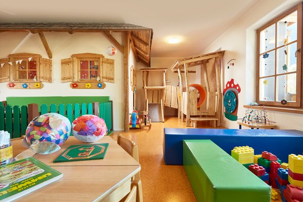 The children's play room Hotel Quelle Nature Spa Resort