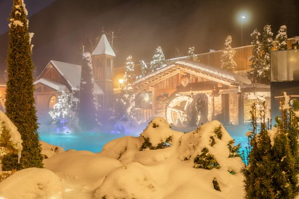 Photo exteriors in winter Quelle Nature Spa Resort