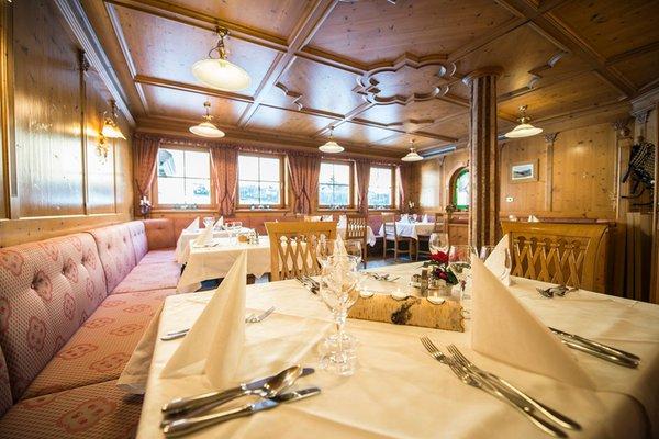 Il ristorante Valle di Casies Hotel Torre Gschwendt