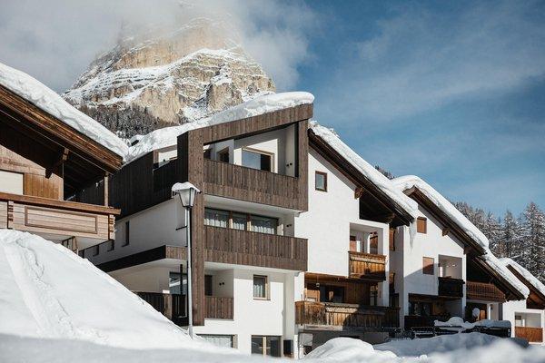Winter presentation photo Apartments Ciasa Hanny