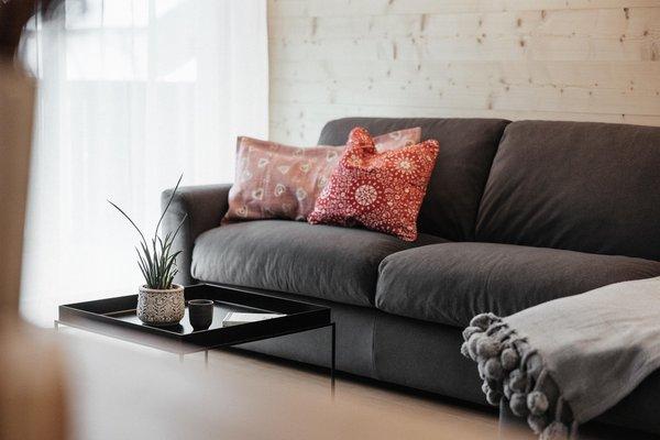 The living room Apartments Ciasa Hanny