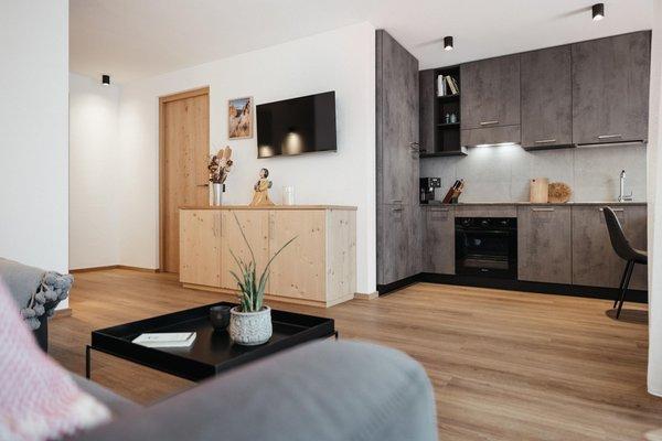 Photo of the kitchen Ciasa Hanny