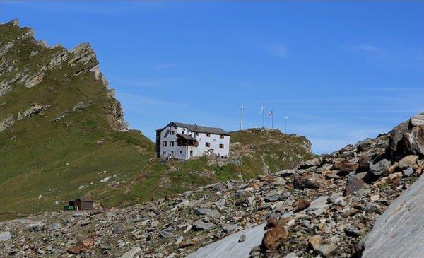 La posizione Rifugio Giogo Lungo / Lenkjöchlhütte Predoi/Casere (Valle Aurina)