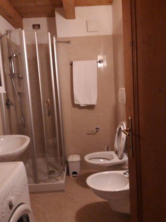 Foto del bagno Appartamenti In Villa