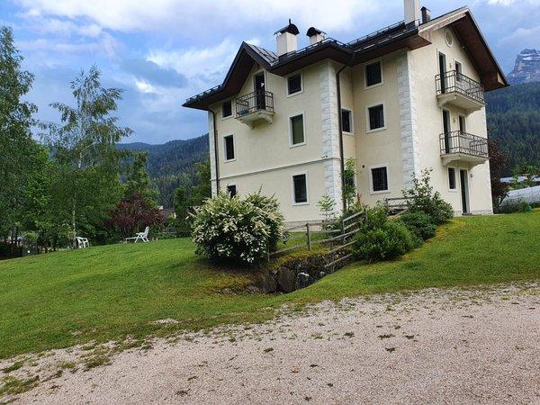 Foto esterno in estate In Villa