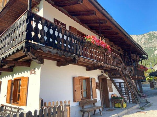 Foto estiva di presentazione Appartamento Cà Agnel