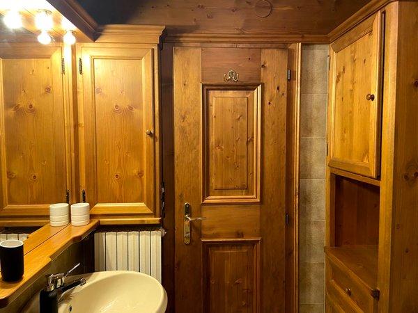Foto del bagno Appartamento Cà Agnel