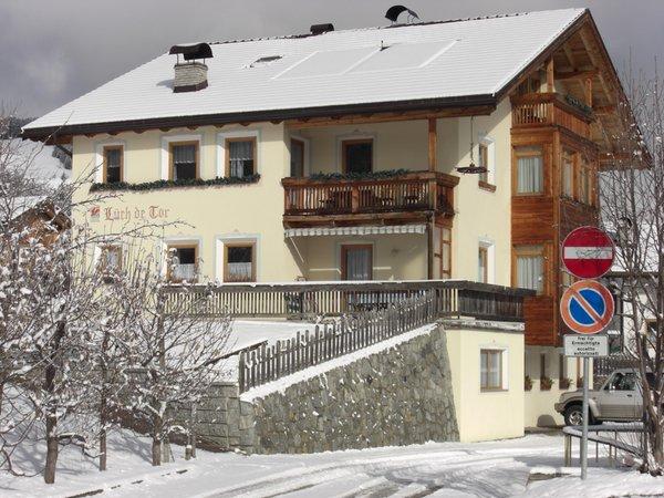 Winter Präsentationsbild Ferienwohnungen auf dem Bauernhof Lüch de tor