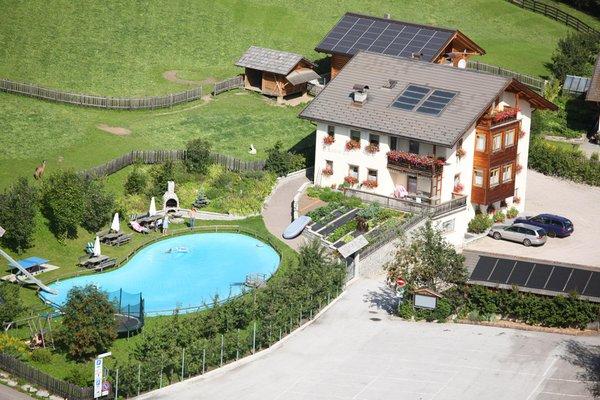 Sommer Präsentationsbild Ferienwohnungen auf dem Bauernhof Lüch de tor