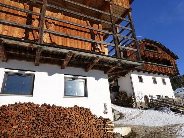 Foto esterno in inverno Dejaco