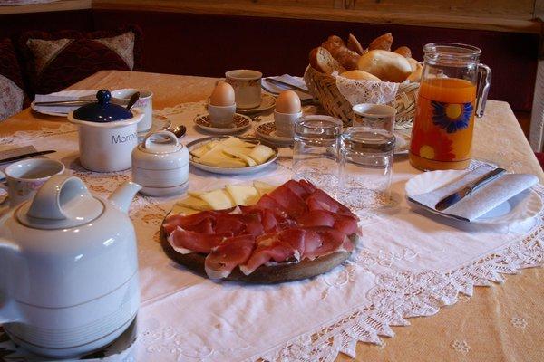 Das Frühstück Oberfreiegg - B&B + Ferienwohnungen 2 Blumen