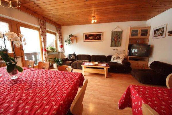 Le parti comuni B&B + Appartamenti Oberfreiegg