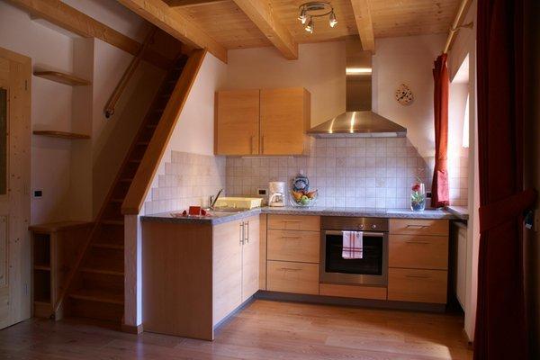 Foto della cucina Lüch da Pespach