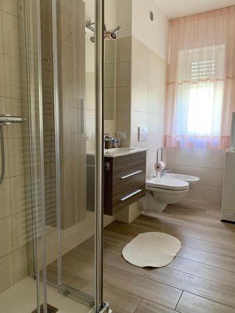 Foto del bagno Appartamento Verdebleu
