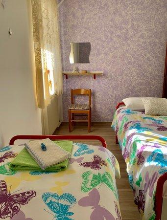 Foto della camera Appartamento Verdebleu