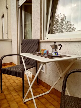 Foto del balcone Verdebleu