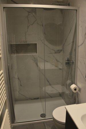 Foto del bagno Appartamento Chez George