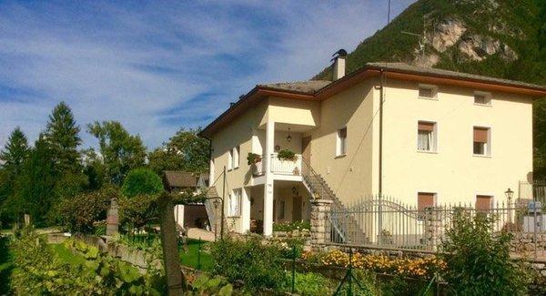 Foto estiva di presentazione Appartamento Casa Roberto