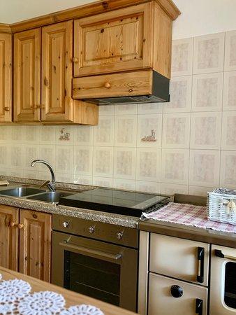 Foto della cucina Casa Roberto