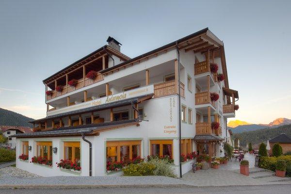 Foto estiva di presentazione Hotel Antermoia - Hotel + Residence 3 stelle
