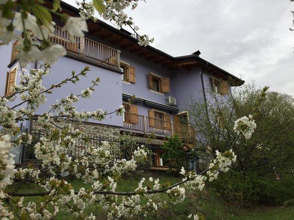 Foto estiva di presentazione Bed & Breakfast Al Castel Charme