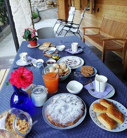 La colazione Bed & Breakfast Al Castel Charme