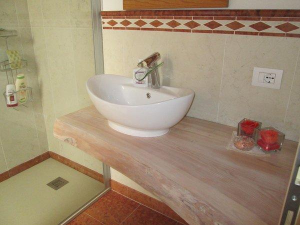 Foto del bagno Bed & Breakfast Al Castel Charme