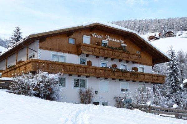 Foto esterno in inverno Fontanella