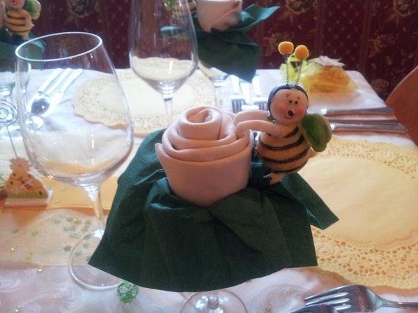 Il ristorante San Martino in Badia Fontanella