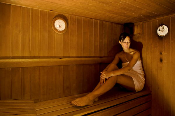 Foto della sauna S. Martino in Badia