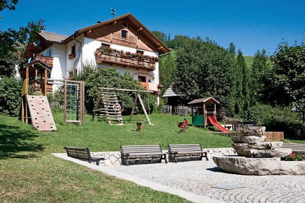 Foto del giardino San Martino in Badia