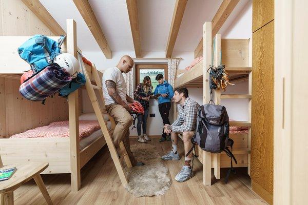 Foto della camera Rifugio-Hotel Ütia de Börz