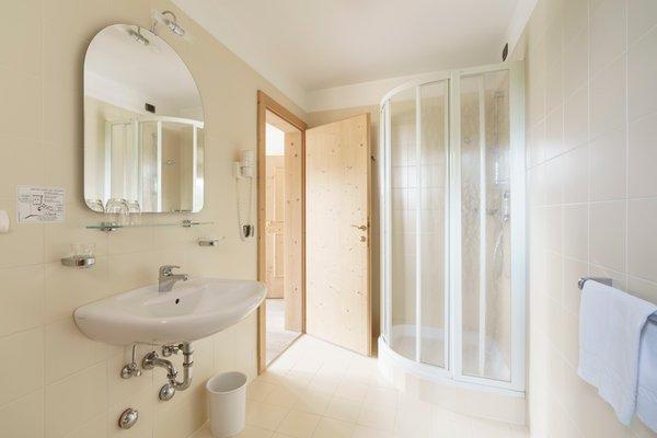 Foto del bagno Rifugio-Hotel Ütia de Börz