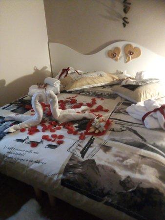 Foto della camera Bed & Breakfast Stella alPina