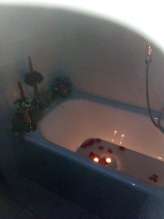Foto del bagno Bed & Breakfast Stella alPina