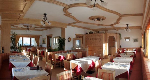 Il ristorante Passo Brocon (Altopiano del Tesino) Passo Brocon