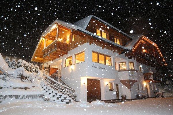 Foto invernale di presentazione Ciasa Linda - Appartamenti 3 soli