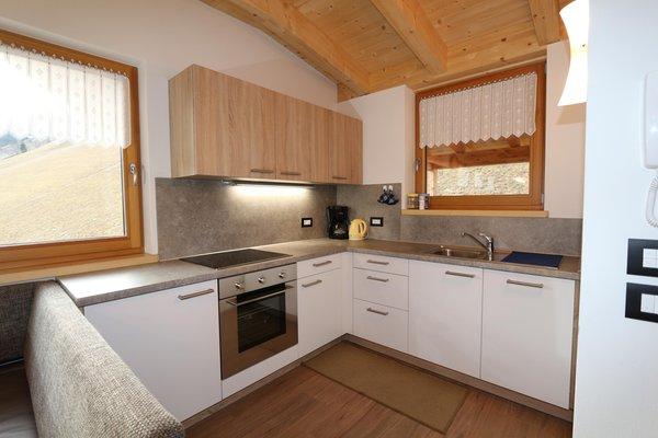 Foto della cucina Ciasa Linda