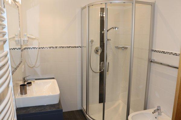 Foto del bagno Appartamenti Ciasa Linda